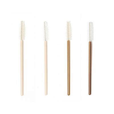 Eyelash Brushes (20 pieces) various colors