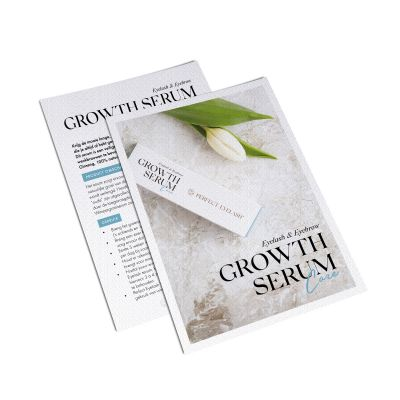 Brochures Serum Growth (multilingual)